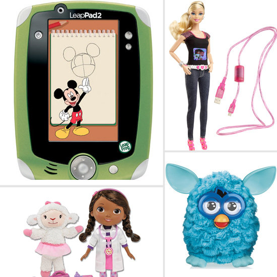 Are These the Hottest Toys of the 2012 Holiday Season?