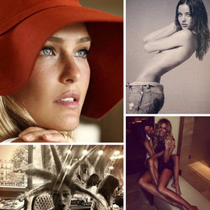 Instagram And Twitter Pictures of Miranda Kerr, Bar Refaeli, Kim Kardashian, Jennifer Hawkins And More