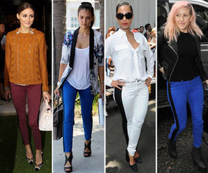 Tuxedo Jeans (Celebrity Pictures and Shopping)