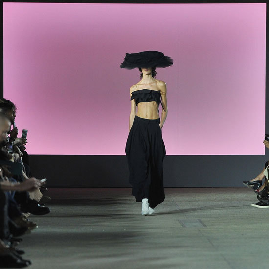 Pictures and Review of John Galliano Spring Summer Paris Fashion Week Runway Show