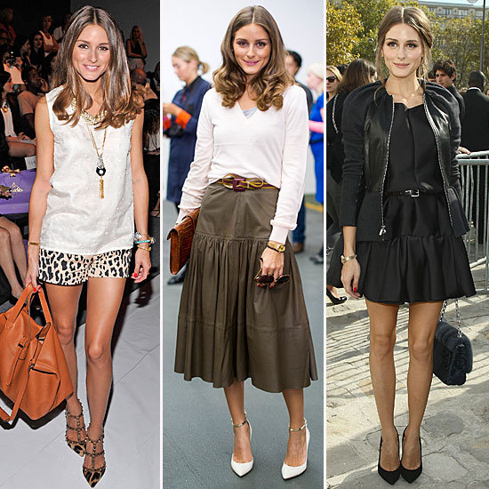 Olivia Palermo's Fashion Week Style | Spring 2013