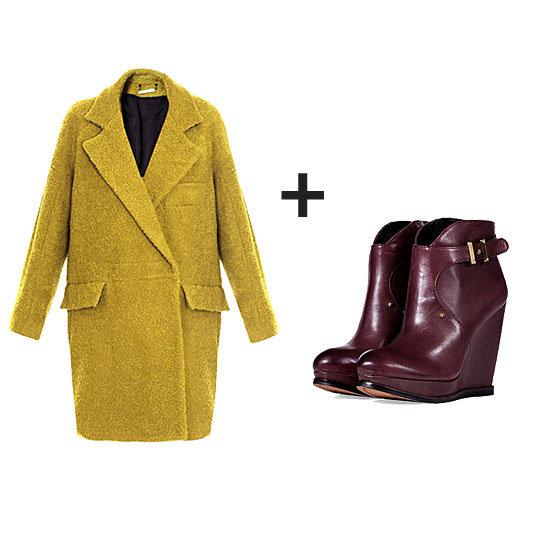 How to Wear Jewel Tones | Fall 2012