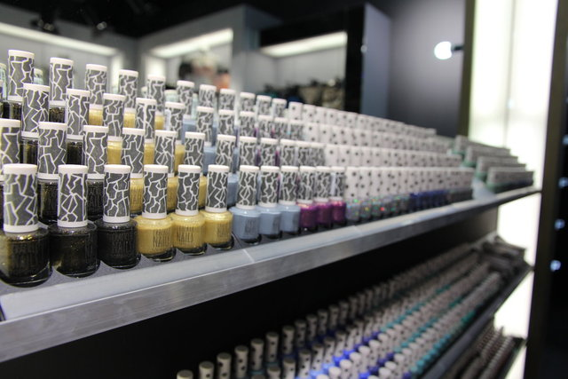 First Look at Topshop Australia's Sydney Store Beauty Range: Take the VIP Tour With BellaSugar!