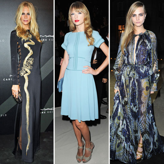 Every PFW Front-Row (and Afterparty) Moment You Don't Want to Miss