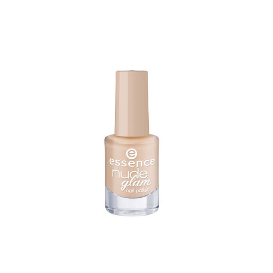 Essence Nude Glam Nail Polish, $2.55