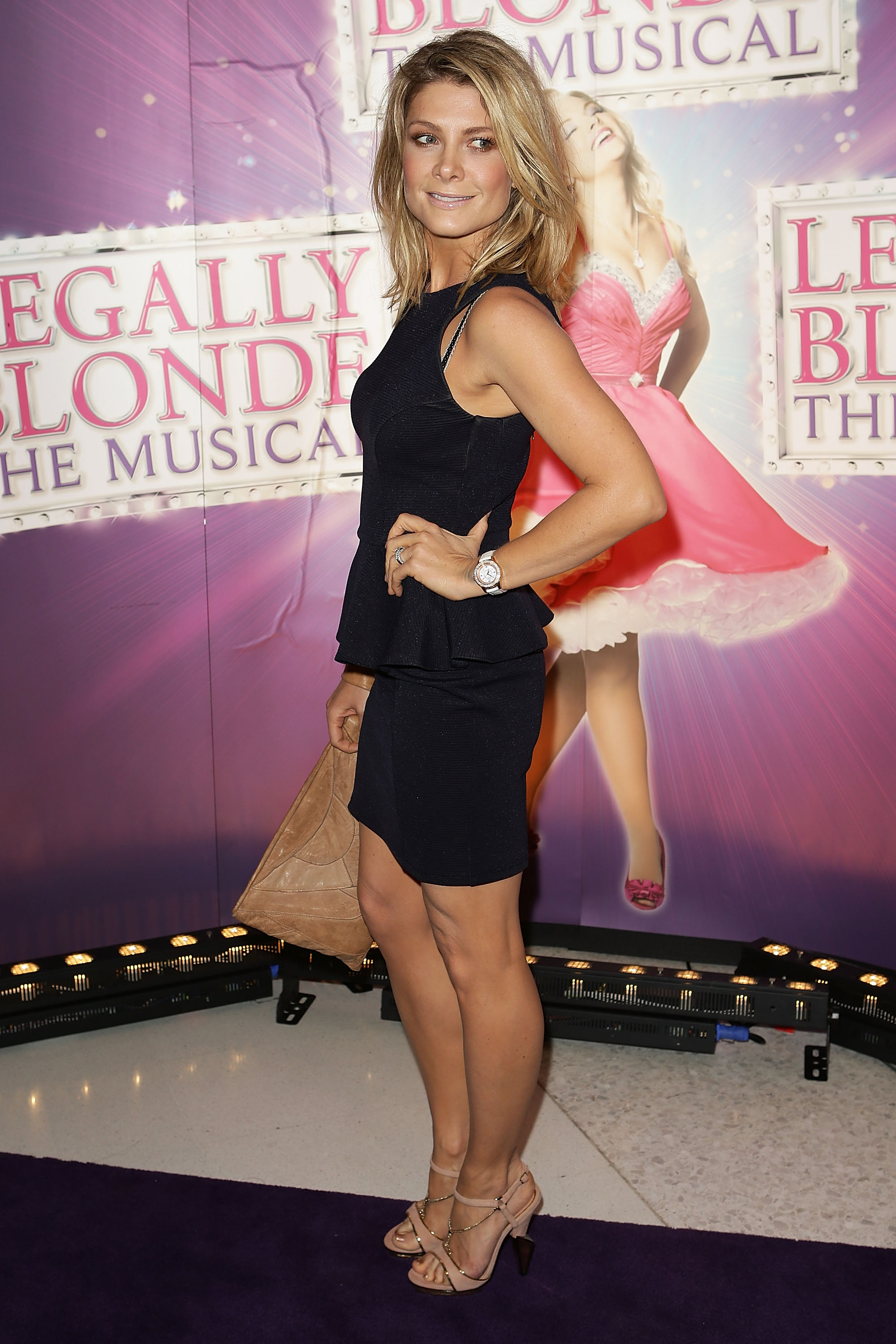 Natalie Bassingthwaighte Legally Blonde Draws A Dressed