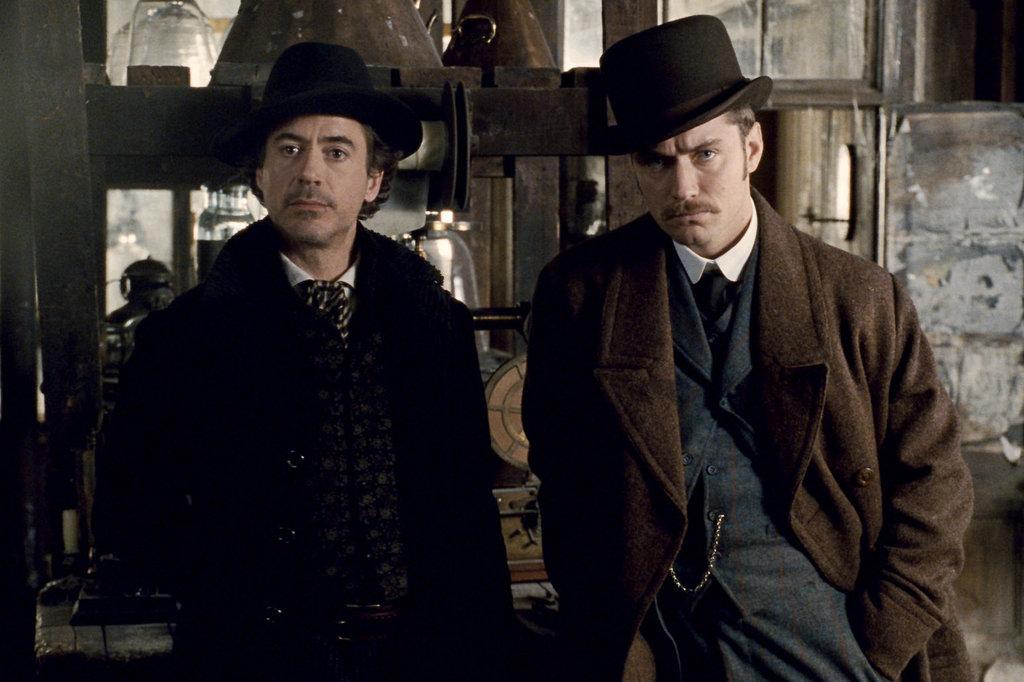 Sherlock Holmes And Watson Pop Culture Halloween 39