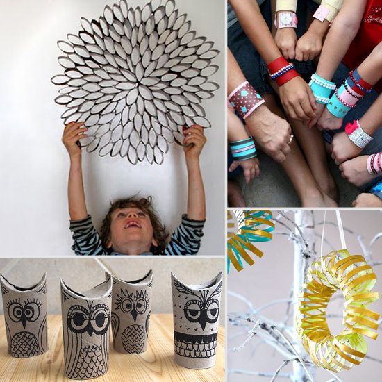 Supercool! 9 Cool Crafts You Can Make With Toilet Paper Rolls