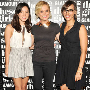 Glamour Magazine These Girls Event Celebrity Pictures in NYC
