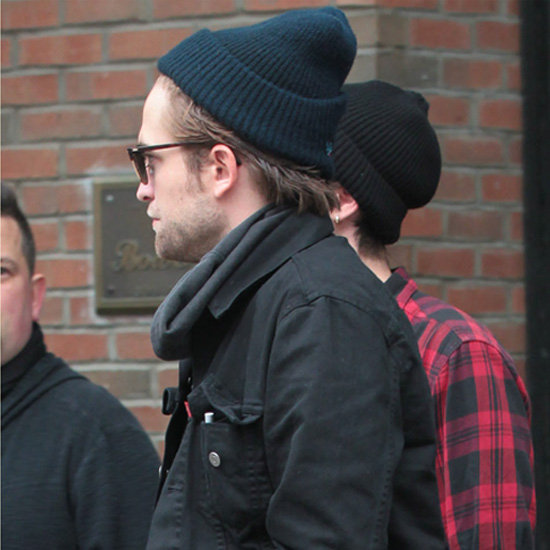 Robert Pattinson Returns to LA, to Kristen Stewart?