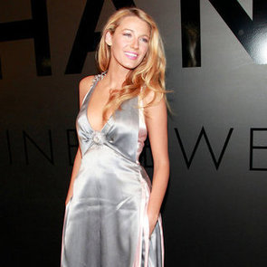 Blake Lively Debuts Diamond Engagement Ring at Chanel Party in NYC