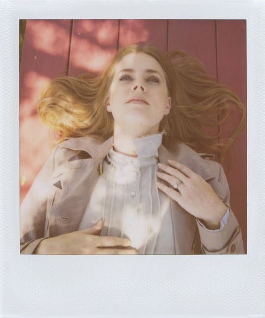 Amy, Get Your Gun! Amy Adams Plays Quirky Cowgirl For Band of Outsiders