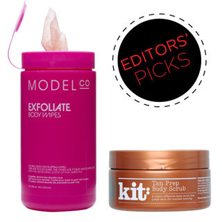 Top 10 Face Masks and Body Exfoliators to Use the Night Before the Races