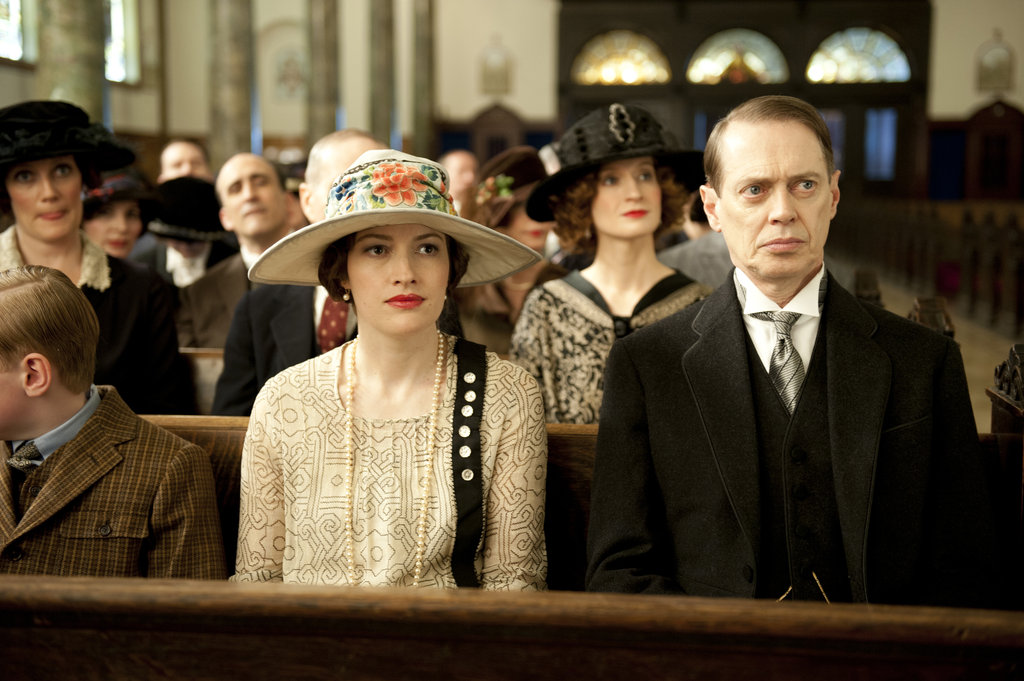 Nucky and Margaret From Boardwalk Empire