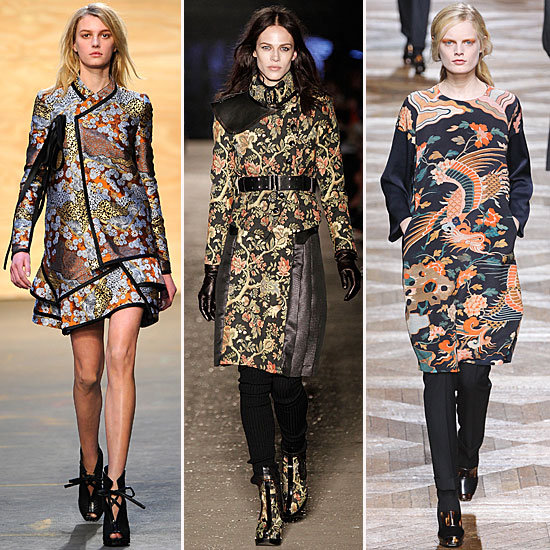 Eastern Asian Fashion Trend   Fall 2012