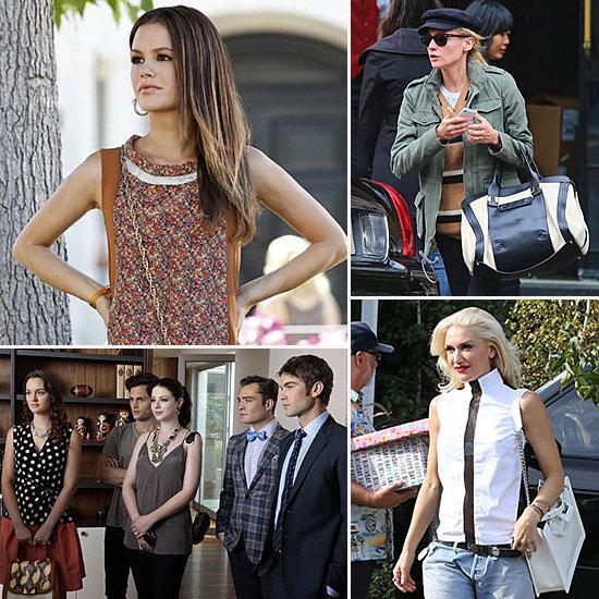 Celebrity Style Recap | Oct. 13, 2012