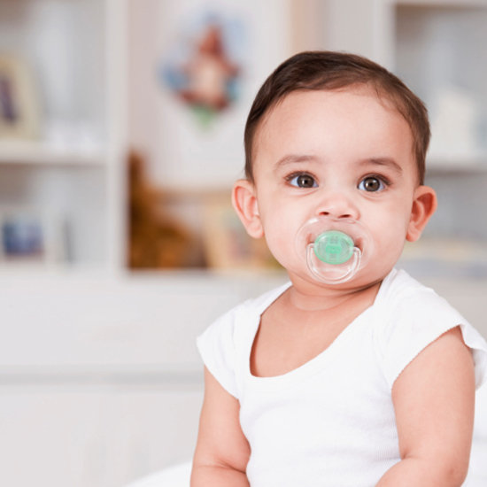 Pacifiers May Stunt Boys' Emotional Development