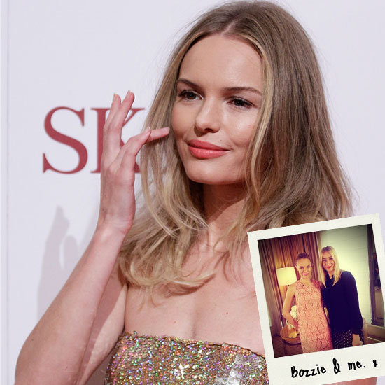Five Fab Minutes with Kate Bosworth: On Being a Style Mentor, Buying Topshop Collabs and Rainbows