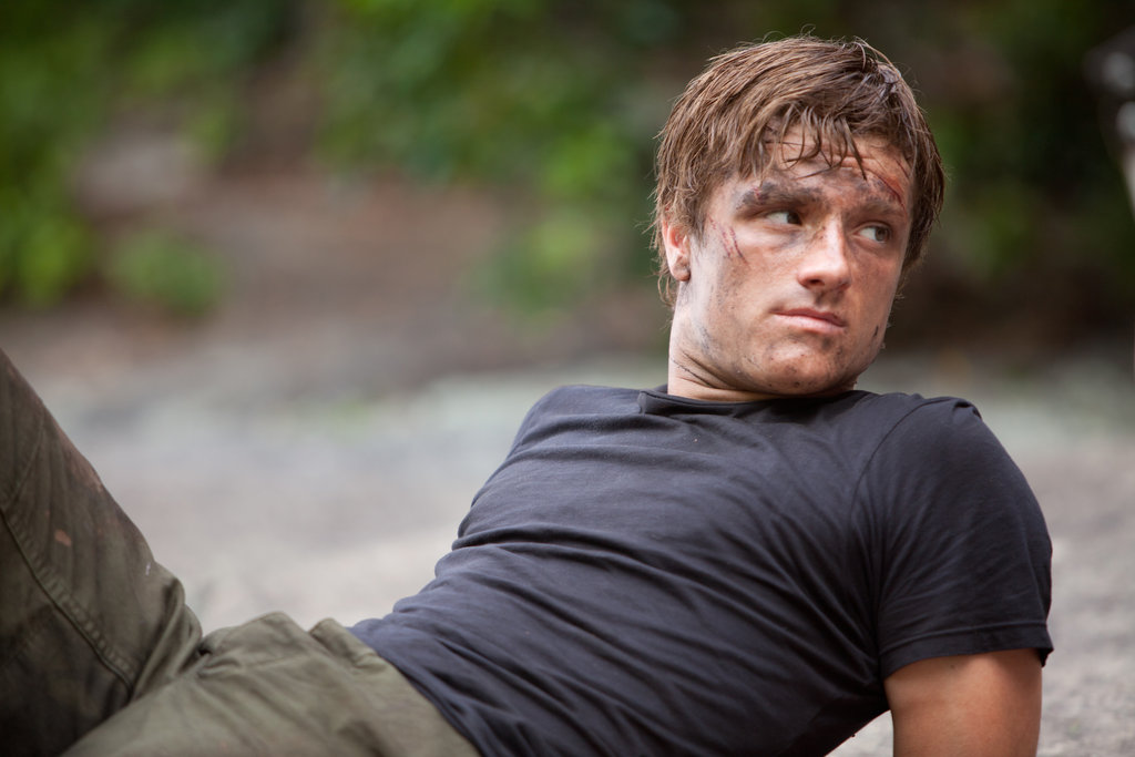 Peeta Mellark From The Hunger Games