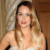 Mimic Lauren Conrad's Evening Glam: Lace Bustier and Black Maxi Skirt