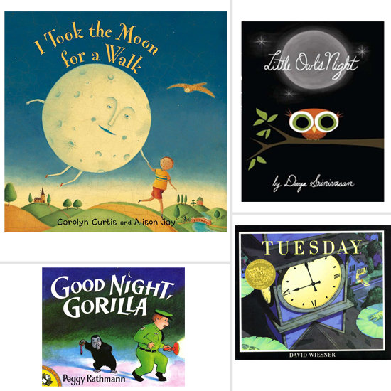 Sleep Tight: 10 Bedtime Books For Toddlers