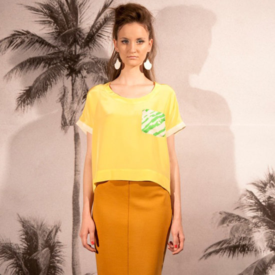 Chris Benz Resort 2013 Collection