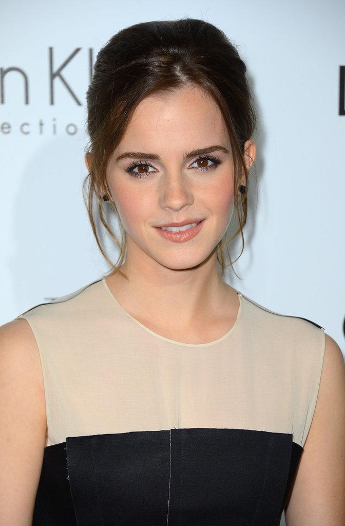 Emma Watson attended the Elle Women in Hollywood Awards in LA.