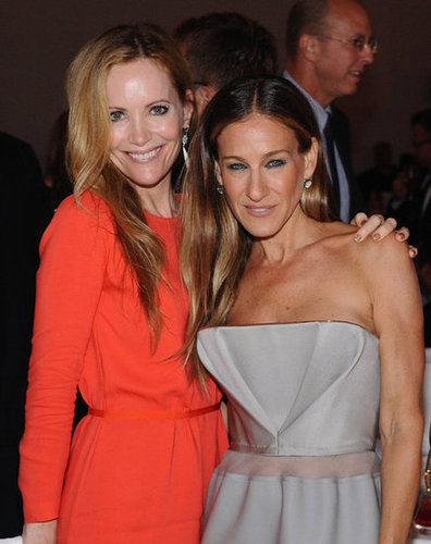 Leslie Mann and Sarah Jessica Parker stepped out in LA for the Elle Women in Hollywood Awards.
