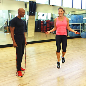 Instructional Fitness Video: Skipping Rope Moves That Burn