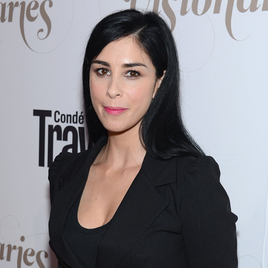 Sarah Silverman on Draw the Line | Interview