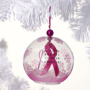 Details on Avon's Breast Cancer Christmas Bauble and How You Can Support the Avon Breast Cancer Crusade
