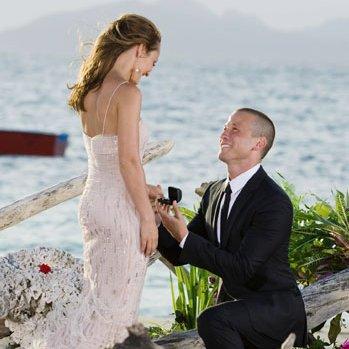 Bachelorette Ashley and JP's Wedding