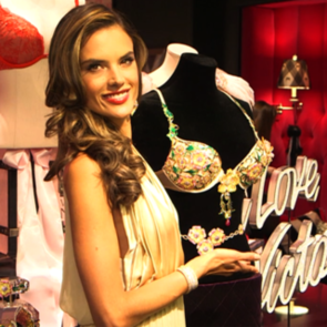Video Interview: Alessandra Ambrosio Talks  Amazing Body, Glowing Skin & Fantasy Bra