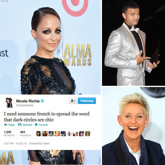 Tweets of the week: Guy, Nicole, Ellen, Justin & More!