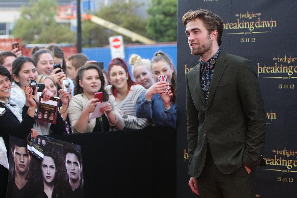 Twilight Stars Kick Off Their Final Press Tour!