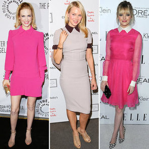 Collared Dresses | Celebrity Pictures and Shopping