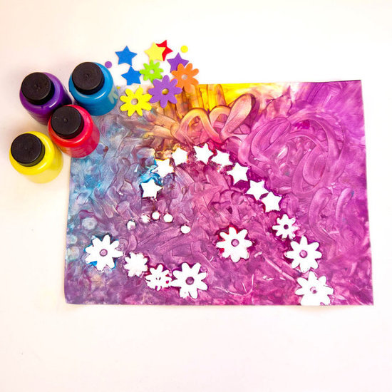 Sticker Paint Creation
