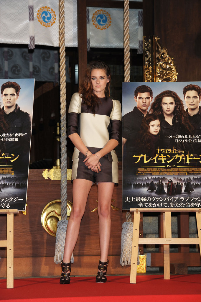 Twilight Stars Kick Off Their Final Press Tour!