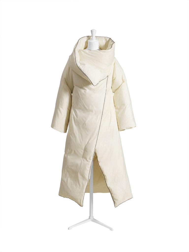 Duvet coat ($349)