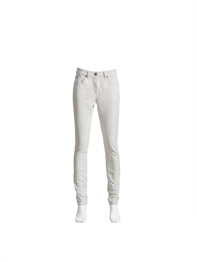 Painted jeans ($99)