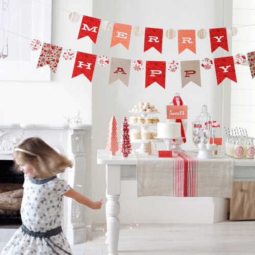 Minted Party Decor Collections