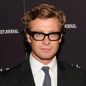 Simon Baker Announced as the Face of Givenchy's New Men's Fragrance