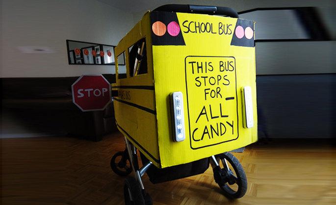 Stroller Costumes For Halloween Popsugar Moms