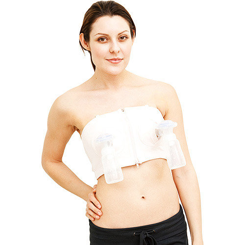 Simple Wishes Hands-Free Breast Pump Bustier