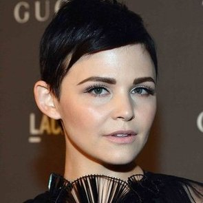 Picture of Ginnifer Goodwin's Strong Eyebrows at the LACMA
