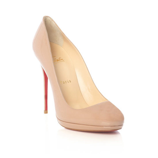 Heel, $645, Christian Louboutin at Matches