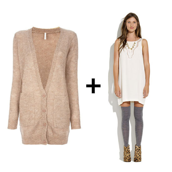 Best Cardigan For Dresses - Cashmere Sweater England