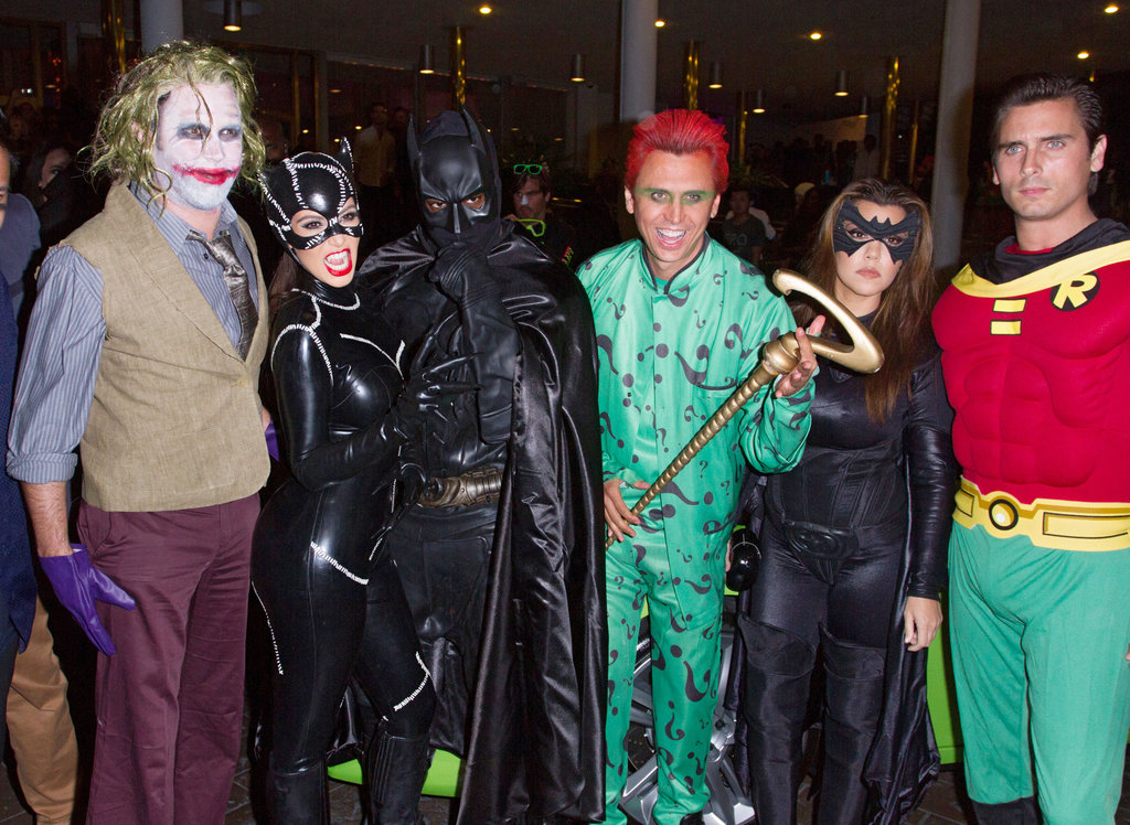 Celebrity Halloween Costumes Inspired by Pop Culture | POPSUGAR ...