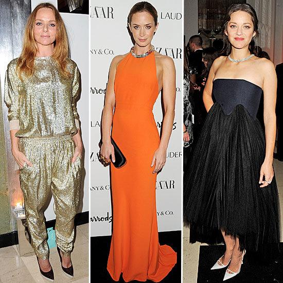 Harper's Bazaar Women of the Year Awards | November 2012