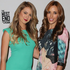 Jesinta Campbell + More Celebs at the Mumm Champagne Bar